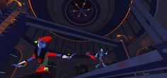 Review in Progress: Hover Revolt of Gamers: As a gigantic fan of Jet Set Radio, I had to get my hands on Hover: Revolt of Gamers (hereafter…