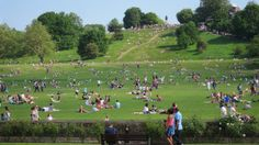 Outdoor London – things to do outside in London