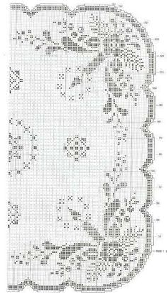 No automatic alt text available. Crochet Poncho Patterns, Crochet Chart, Crochet Stitches, Knit Crochet, Crochet Table Runner, Crochet Tablecloth, Crochet Doilies, Holiday Crochet, Christmas Knitting