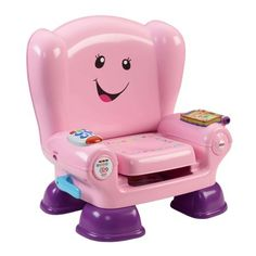 Free 2-day shipping on qualified orders over $35. Buy Fisher-Price Laugh & Learn Smart Stages Chair at Walmart.com