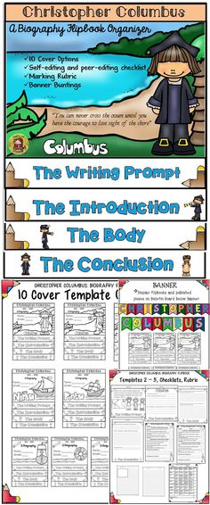 An All About Me Poster Activity | 3rd grade ideas | Pinterest ...