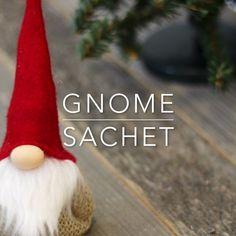 Gnome Sachet – Weihnachten – Home crafts Christmas Gnome, Christmas Crafts For Kids, Diy Christmas Gifts, Simple Christmas, Holiday Crafts, Christmas Decorations, Christmas Ornaments, Gnome Ornaments, Christmas Ideas