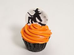Witch riding high!