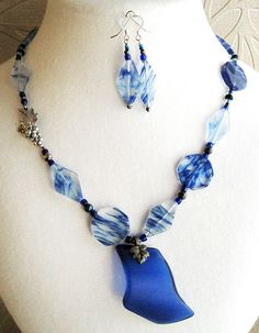 Ste. Gen Blue by QuirkySuZdesigns on Etsy