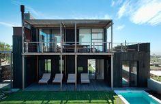 Estudio Martin Gomez Arquitectos - Uruguay; MORA MORENA