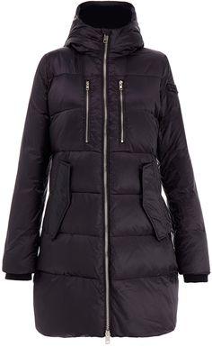 Diesel Black W-Patlong Jacket