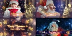 Christmas Promo Pack • After Effects Template #winter teaser #broadcast package • Download ➝ https://videohive.net/item/christmas-promo-pack/18967435?ref=pxcr