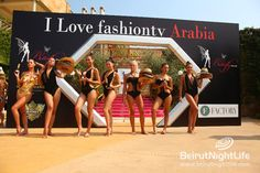 ftv arabia fashions up Edde Sands