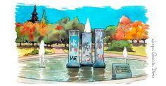 Painting, Art, Parks, Culture, Illustrations, Art Background, Painting Art, Kunst, Paintings