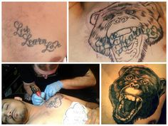 Talented Tattoo Artists Can Give New Life to Bad Tattoos Bad Tattoos, Great Tattoos, Tattoo Nightmares, Becoming A Tattoo Artist, Tattoo Blog, New Image, New Life, Tattoo Artists, Monkey