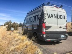 Adventure is out there. VanDoIt Builds Customizable Camper Vans. Visit www.vandoit.com #vanlife #travel #wonderlust #adventure