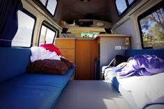 Want to save space when RVing? Want to bring everything with you that'll make you comfortable on the road? Here's 33 RV space saving tips you need to try.