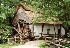 old mill, Serbia