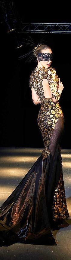 Billionaire Club Chic Stunning glamour gown
