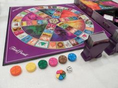 Genus Edition Trivial Pursuit -  Parker Board Game Fully Complete