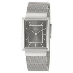 Skagen Mesh Men's Quartz Watch O224LSSM Skagen. $60.44. Save 40% Off!