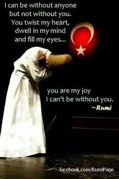 Rumi is a PERSIAN poet and philosopher who belongs to all of the world.
