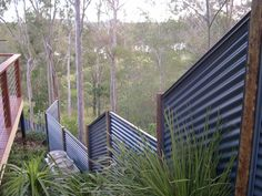 Corrugated Metal Fence Panels | Fences & Screens
