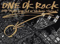 "CDJapan : ONE OK ROCK 2014 ""Mighty Long Fall at Yokohama Stadium"" ONE OK ROCK Blu-ray"