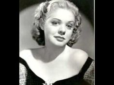ALICE FAYE SINGS- YOU MADE ME LOVE YOU 1937 BROADCAST - YouTube