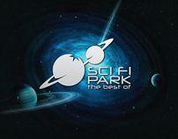 SciFi Park - the Best of by Alex ruocco, via Behance