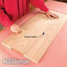 Glue-up tips