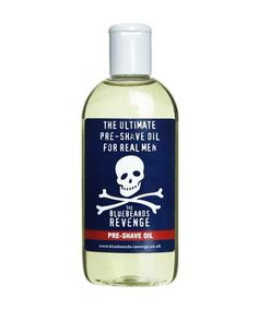 Bluebeards Revenge Pre-Shave Oil 125ml, Men's Shaving Essential - The Emporium Barber