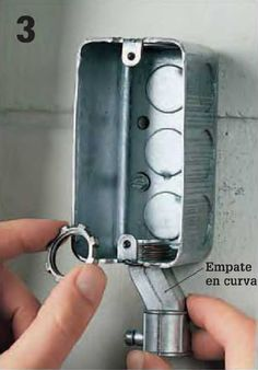 Blog para aprender a realizar instalaciones electricas residenciales.