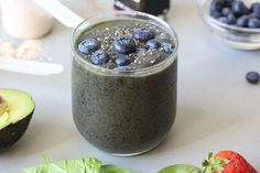 My Green Protein Weight Loss Smoothie | Liezl Jayne