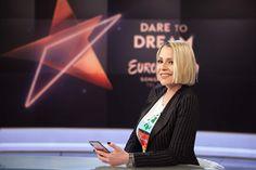 Mazedonien: Tamara Todevska fährt erneut zum ESC Eurovision Song Contest, Interview, Dares, Google, Youtube, Good Things, Youtubers, Youtube Movies