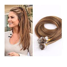 Sunny Blonde Mixed Brown Micro Ring Loop Remy Human Hair ... https://www.amazon.co.uk/dp/B01HCFC79C/ref=cm_sw_r_pi_dp_e31HxbJD15CD8