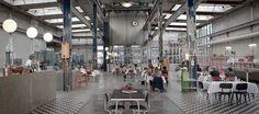 Machinekamer Strijp-S, Eindhoven - Braaksma & Roos