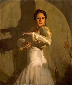 Laura Santelmo - Anselmo Miguel Nieto (Valladolid, 1881 - 1964).