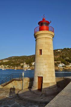Building Structure, Lighthouses, Dreams, World, Lighthouse Pictures, Home, Lighthouse Painting, Balearic Islands, Trekking