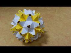 150 Origami 종이접기 (다면체) 색종이접기 摺紙 折纸 оригами 折り紙 اوريغامي - YouTube Kirigami, Videos, Paper, Youtube, School, Tutorials, Creative Ideas, Youtubers, Youtube Movies