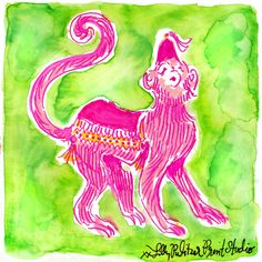 Check out Lilly designs! Colorful unique prints crafted in our Lilly Pulitzer print studio. Lilly Pulitzer Prints, Lily Pulitzer, Palm Beach Decor, Monkey Art, Love Lily, Resort Wear For Women, Art Journal Inspiration, Pretty Pictures, Cool Art