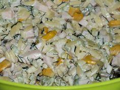 Potato Salad, Grains, Potatoes, Ethnic Recipes, Food, Kitchens, Essen, Salads, Potato