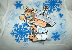 DoSka_Style_Handmade / Malý jazdec - maľované tričko Stylus, Snoopy, Handmade, Fictional Characters, Art, Hand Made, Style, Craft, Kunst