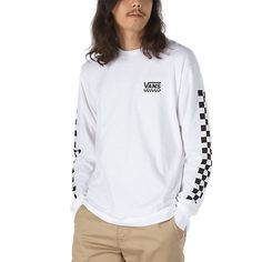 Long sleeve shirts are commonly used for formal purposes. These shirts are of high quality and made Black Long Sleeve Shirt, Long Sleeve Shirts, High Waisted Baggy Jeans, Champion Clothing, Shirt Shop, T Shirt, Edgy Outfits, Shirts For Girls, Adidas Jacket
