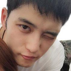 jaejoong visual in army
