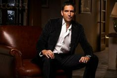 I envision him as a great one to play Christian Grey! MMMMM yummy!  Jim Caviezel from Person of Interest.  What you think ladies?