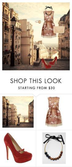 """Oh, she's so pretty :)"" by nika-hp ❤ liked on Polyvore featuring Dolce&Gabbana, ALDO, Marni, ASOS and Suzanne Kalan"