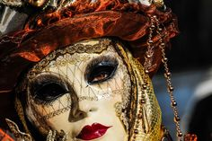 Mask. by Elena Montagner on 500px