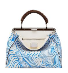 Tanya Ling's personalized Peekaboo on auction for Fendi's charity project