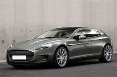 """Bertone Jet 2"" Aston Martin Rapide shooting brake"