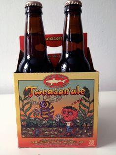 GF strawberry-sorghum beer, tweason-ale
