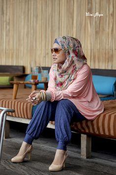Islamic Fashion ❤ hijab style