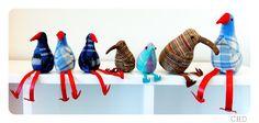 CHD- NZ birds