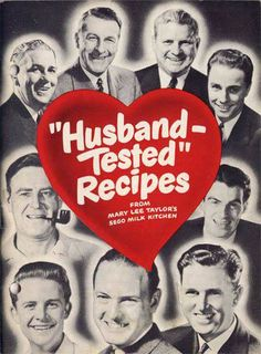 """Husband-Tested"" Recipes"