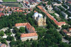 Palace, Mansions, Architecture, House Styles, City, Baroque, Beautiful, Random, Arquitetura